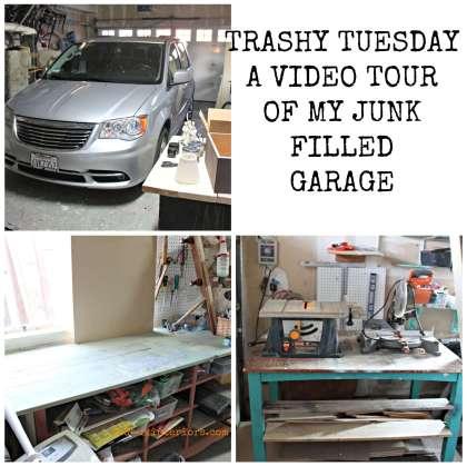 trashy tuesday video tour redouxinteriors