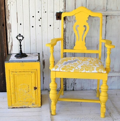 bright-yellow-chair-paint-project-Petticoat-Junktion_thumb