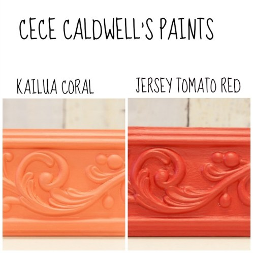 cece caldwells kailua coral and jersey tomato red redouxinteriors