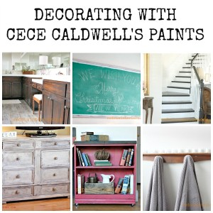 Decorating With CeCe Caldwells