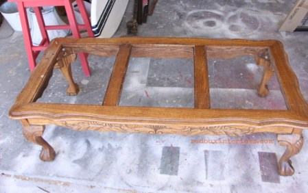 Dumpster dive coffee table trashy tuesday redouxinteriors