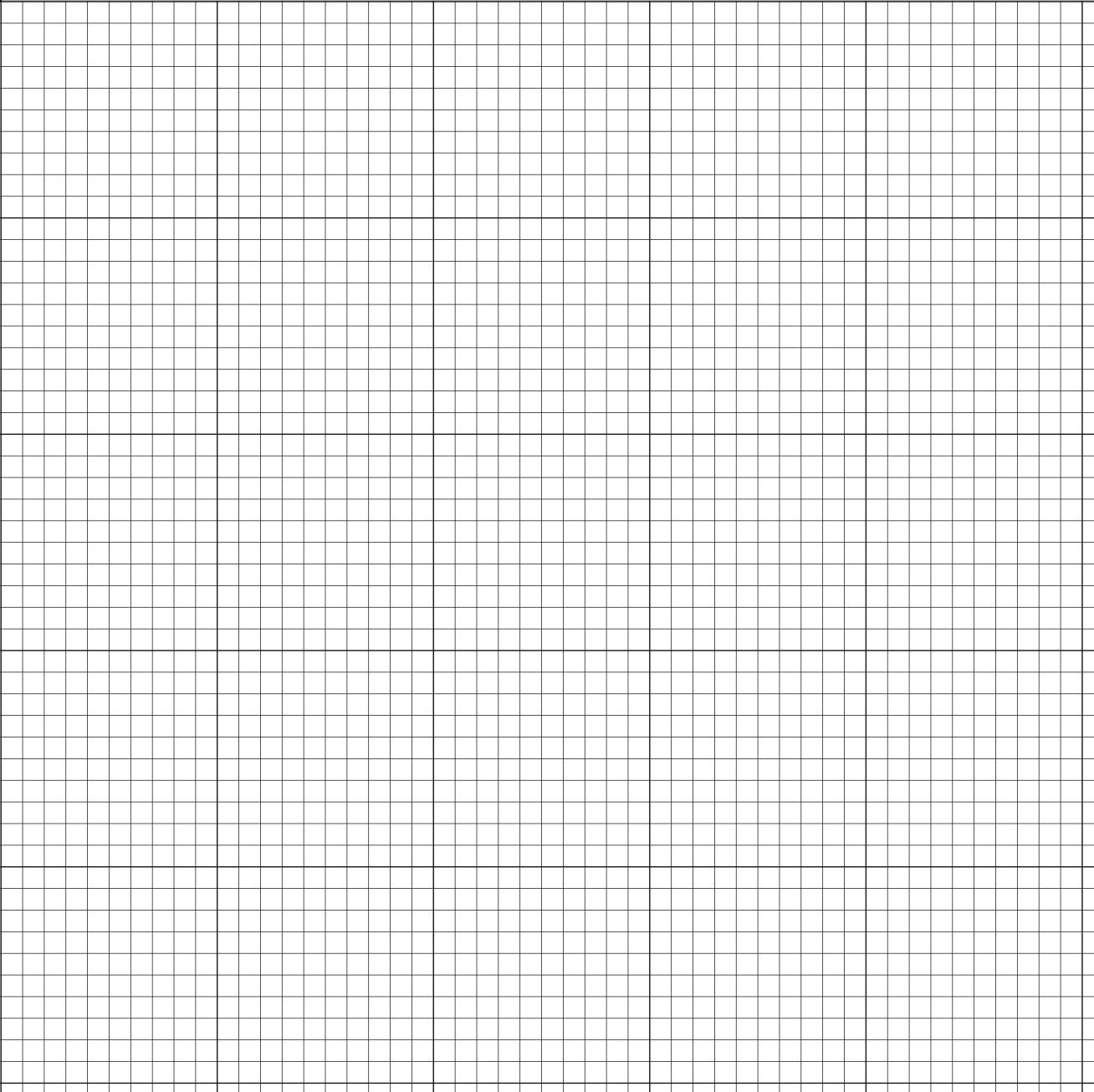 scientific graphing paper