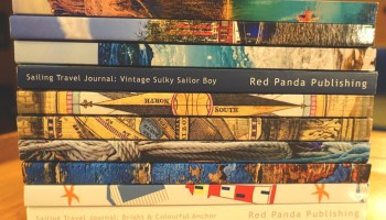 Whats a vintage campervan journal and how do i use it red unboxing the sailing travel journals competition solutioingenieria Images