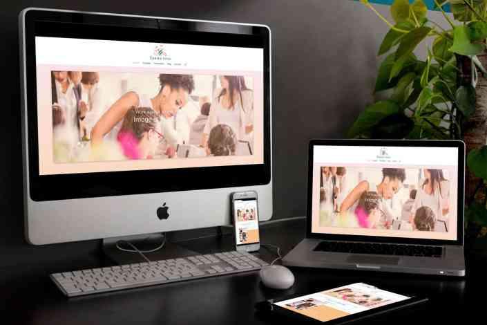 site web responsive relooking