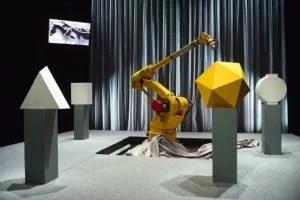Internet of Things / Prometheus de Vuurbrenger - URLAND, foto: Jochem Jurgens