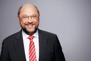 Martin Schulz from the SDP. Photo: Susie Knoll
