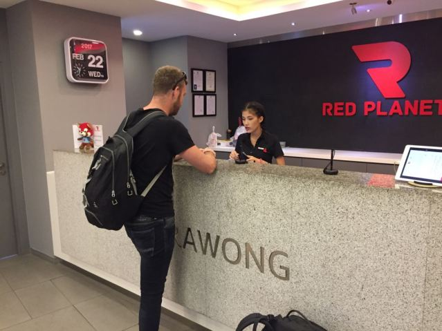 finding travel accommodation in Bangkok by way of a hotel