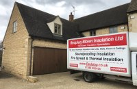 Garage Ceiling Insulation - Blown Insulation Installers ...