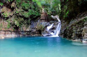 Hidrografia - charcos de Damajagua