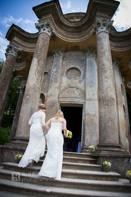 Wedding Photography Stourhead Wiltshire  Red Rabbit Photography