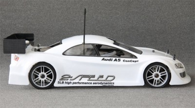 Xceed RC Audi A5 1/10 scale body