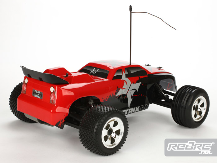 Red Rc Rc Car News Electrixs Circuit 1 10th 2wd Stadium Truck