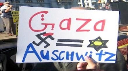 Gaza-Auschwitz