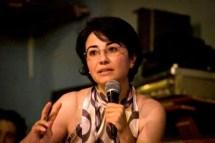 Arab Israeli Knesset Member Haneen Zoabi
