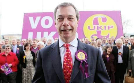 UKIP Israel stooge