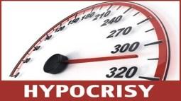 US-Israel religious hypocrisy