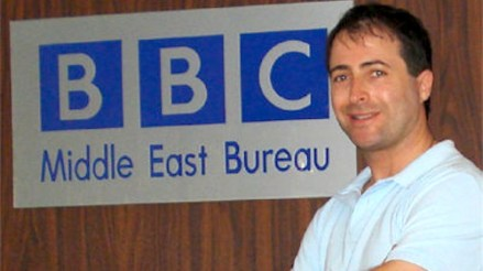 BBC News website Middle East Editor Raffi Berg
