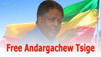 Andargachew Tsige