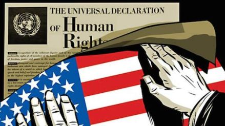 US and international law