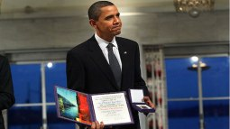 Obama and Nobel Peace Prize