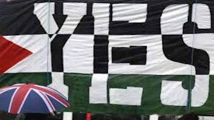 UK parliament votes for Palestine recognition