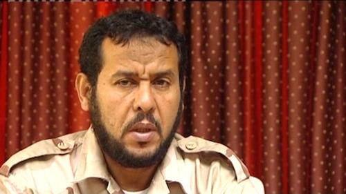 Libyan jihadist leader Abdelhakim Belhaj
