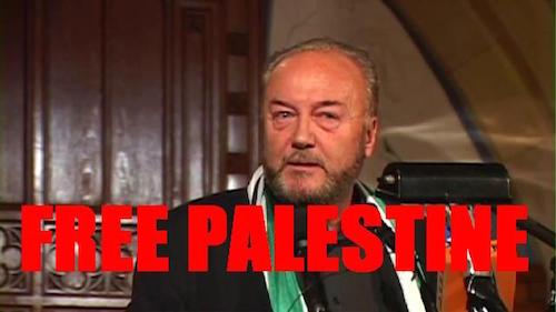George Galloway - Free Palestine