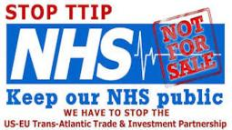 TTIP threat to NHS