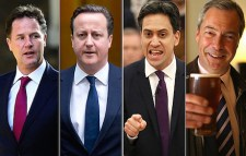 UK party leaders 2015