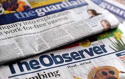 The Guardian and Observer