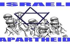Israeli apartheid - by Carlos Latuff