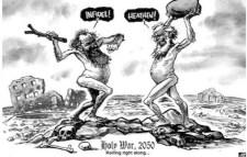 Religion cartoon