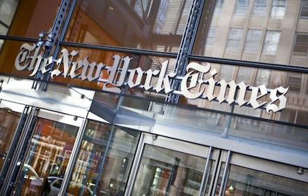 New York Times Israel bias