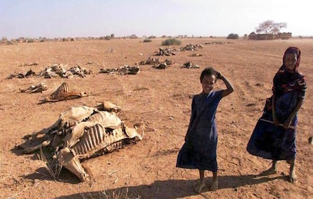 Ethiopian drought 2016