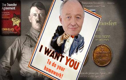 Ken Livingstone poster