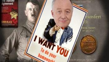 Hitler was an ultra-Zionist!