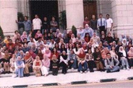Cairo University graduates 2004