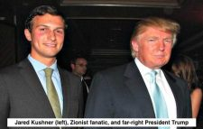 Jared Kushner and Donald Trump
