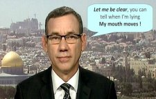 Mark Regev – habitual liar