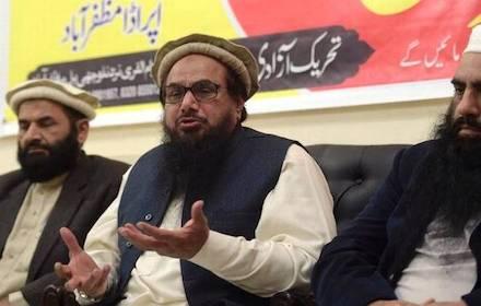 Pakistani militant leader Hafez Saeed