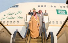 King Salman in Asia