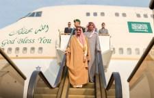 King Salman in Asia
