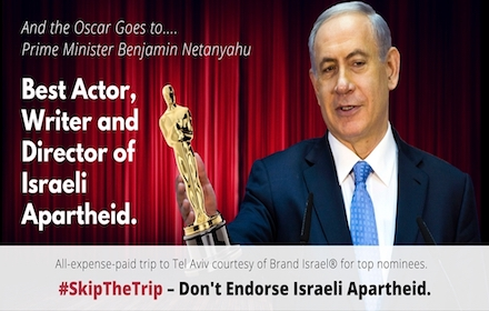 Netanyahu – Master of Apartheid