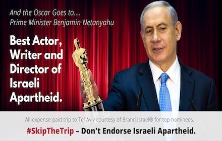 Netanyahu – Master of Apartheid