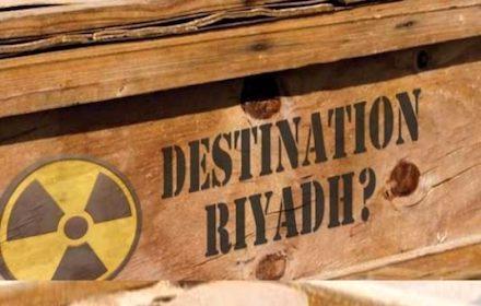 US-Saudi nuclear transfer