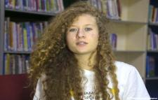 Palestinian teenage hero Ahed Tamimi