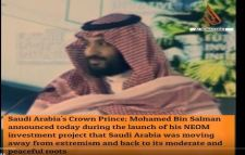 Muhammad bin Salman and moderate islam