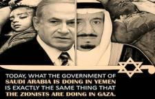 Israeli and Saudi war crimes