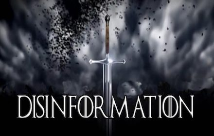 Disinformation: America's reality remake