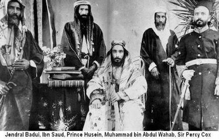 Ibn SaudI and Ibn Wahhab